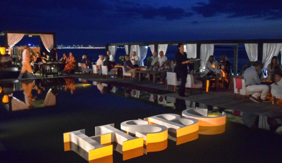 La tradicional fiesta se llevó a cabo en el Hotel Serena.