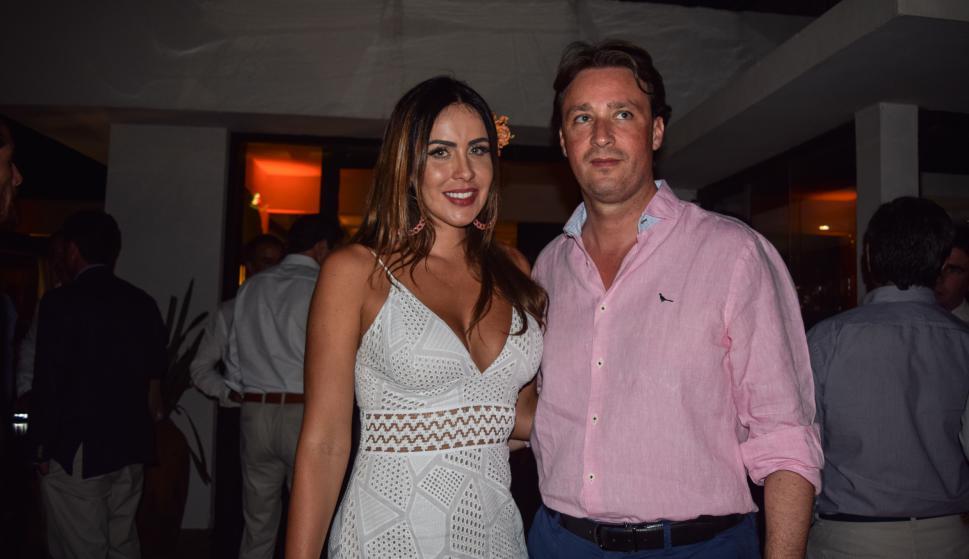 Tamara y Carlo Ghizzoni.