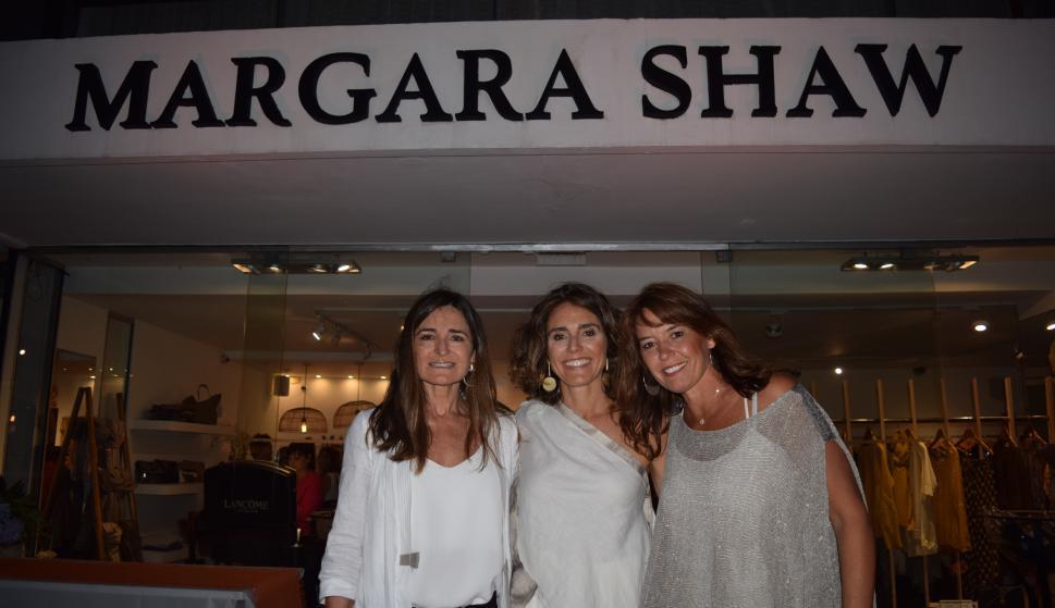 Florencia Arrosa, Inés Arrosa, Estela Nova.