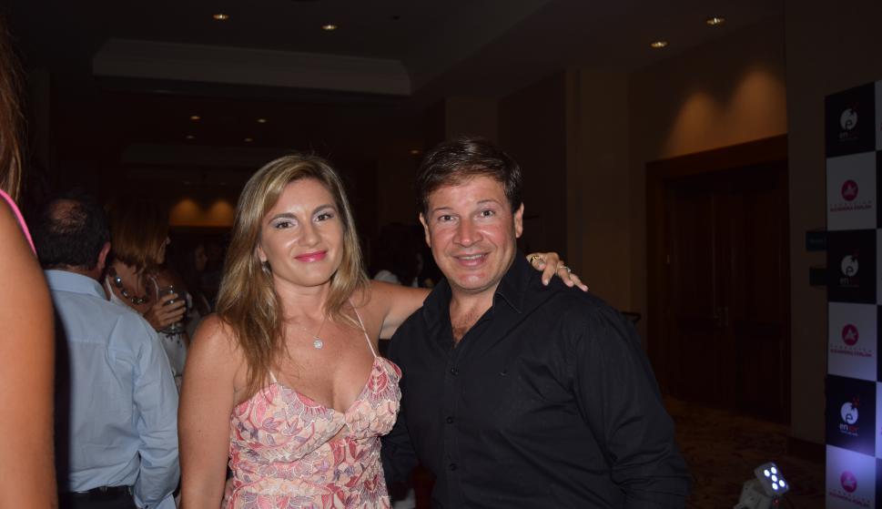 Patricia Fernandes, Marcelo Pires.