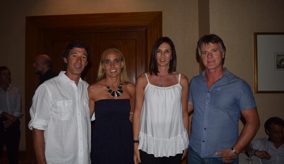 Ricardo Radovitzky, Martha Sarabia, María José Via, Sebastián Raña.