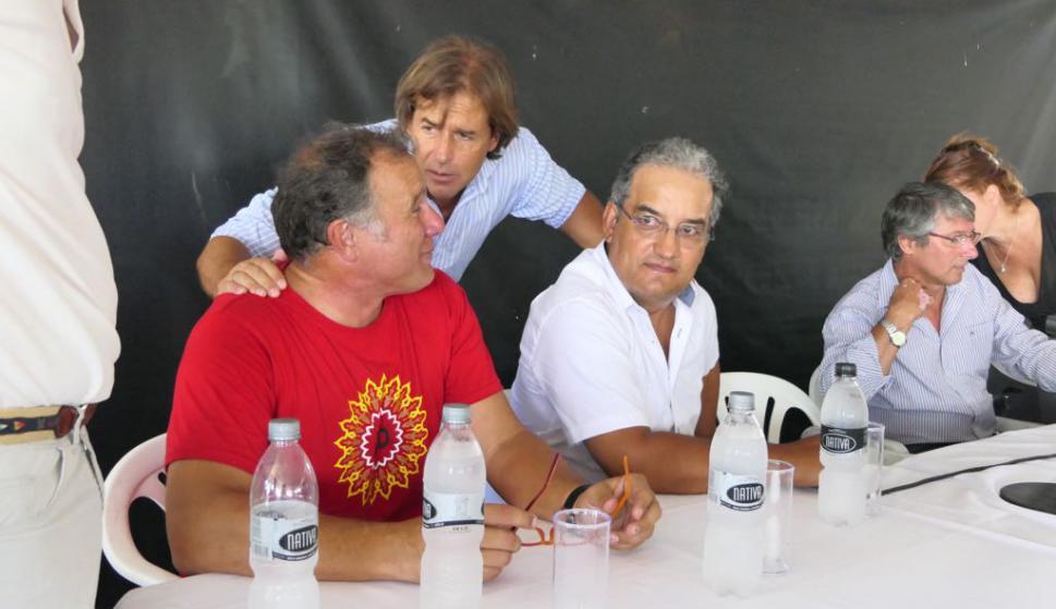 Cónclave del sector Todos en La Paloma. Foto: Ricardo Figueredo