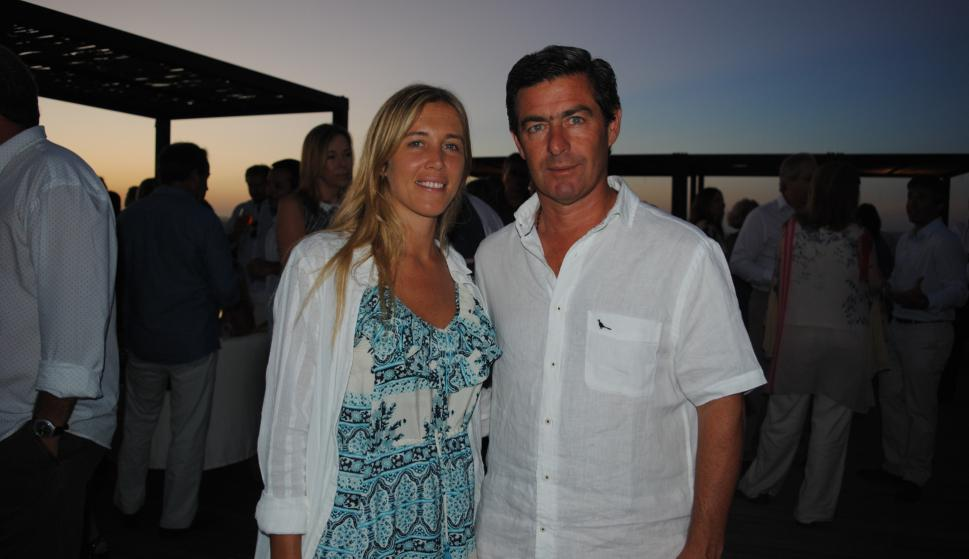 Margarita Rachetti, Víctor Paullier.