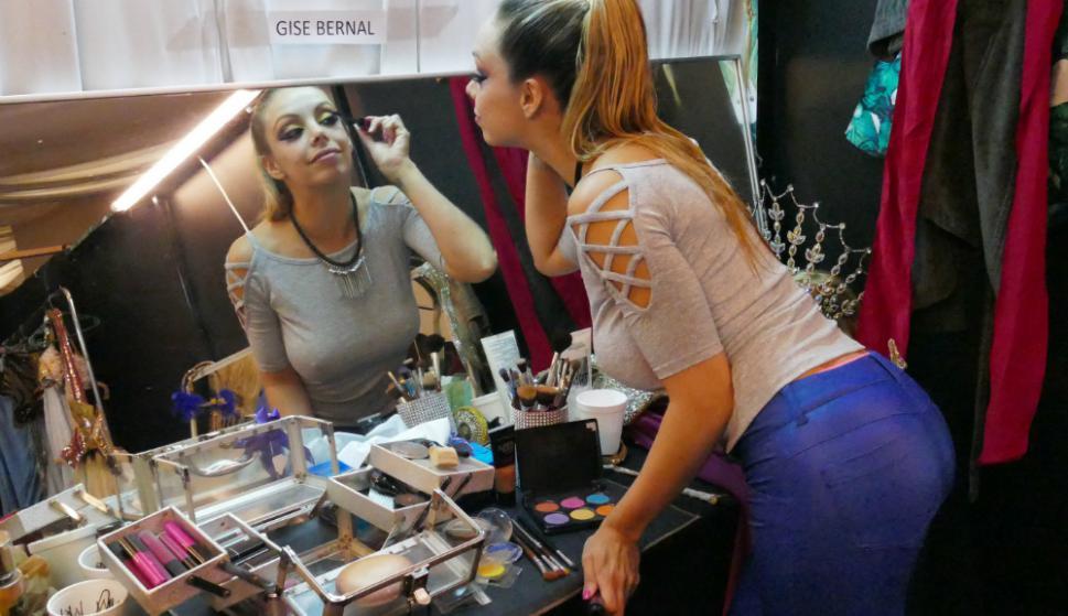 Gisela Bernal es una de las figuras del show desde hace seis años