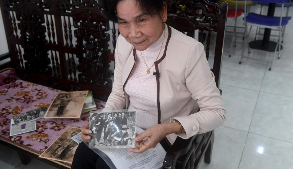 Mujeres Vietnamitas