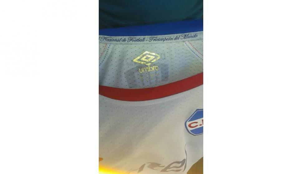 Foto: Camiseta Nacional