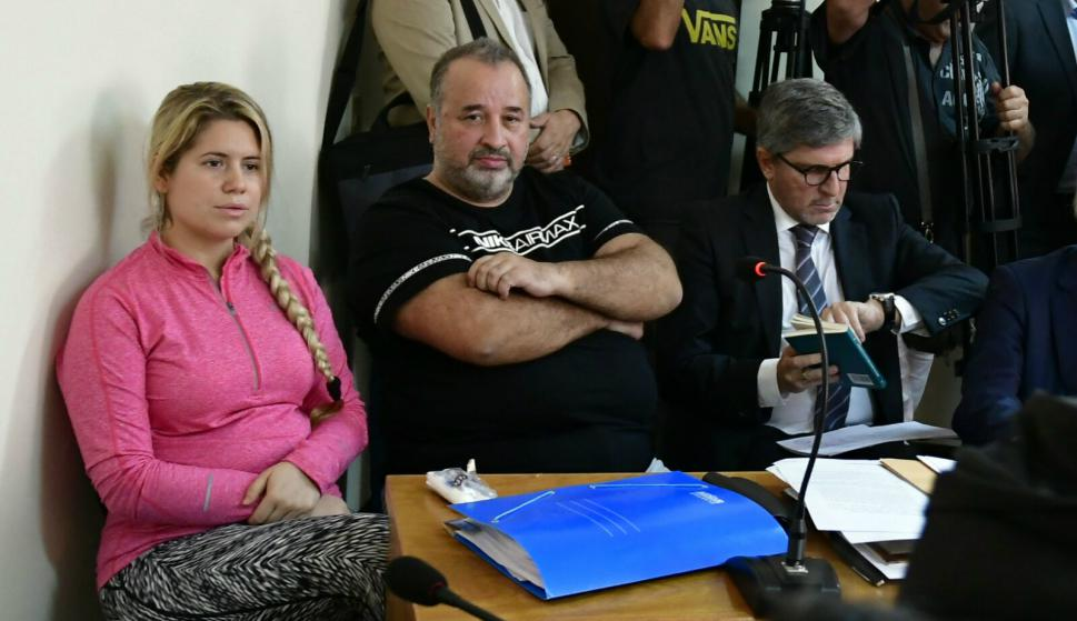 Resultado de imagen para La hija menor de Balcedo está internada está internada grave en el Hospital de Maldonado