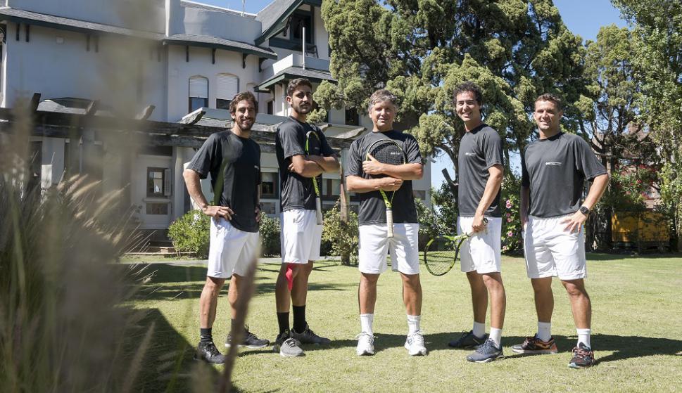 Uruguay gana el primer punto a El Salvador en la Copa Davis