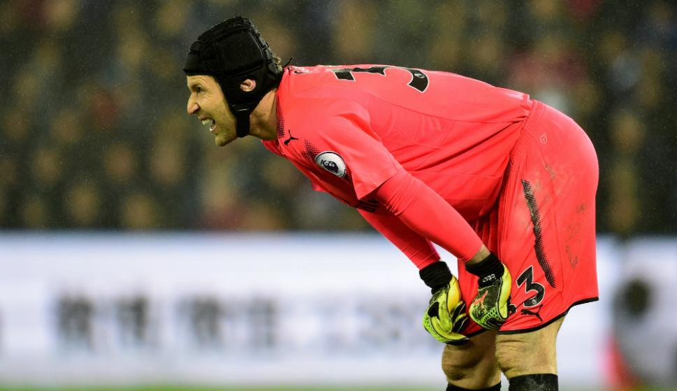 Petr Cech. Foto: Reuters
