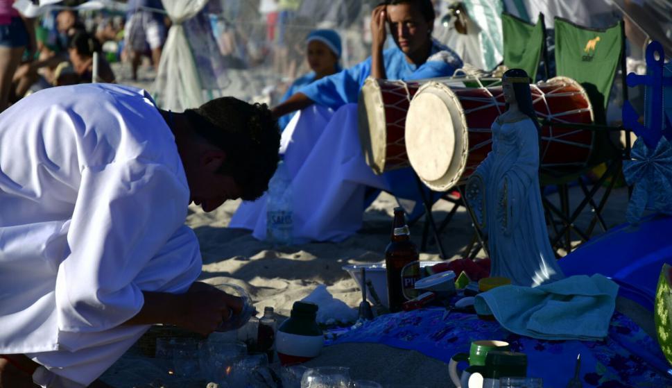 Uruguayos celebran Día de Iemanyá