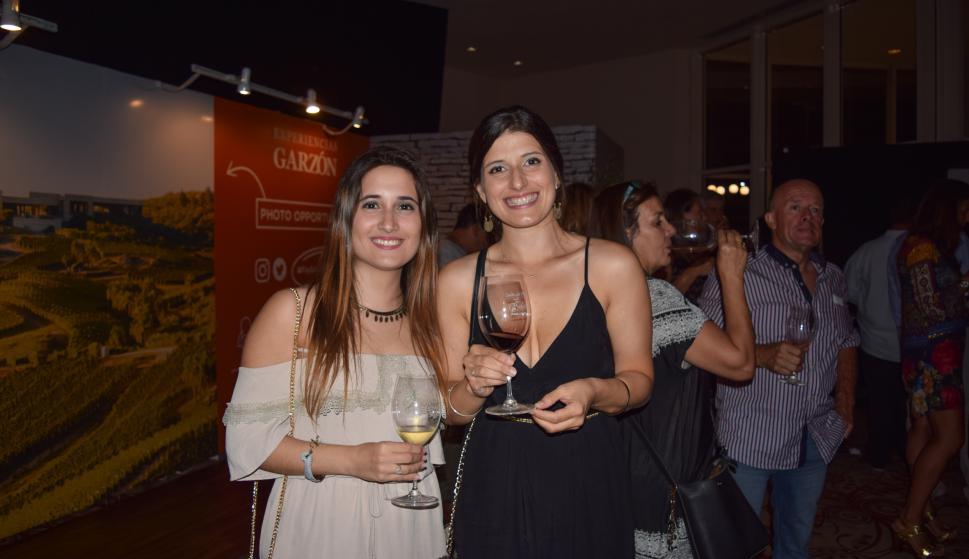 Lucelia y Leticia Rizzo.