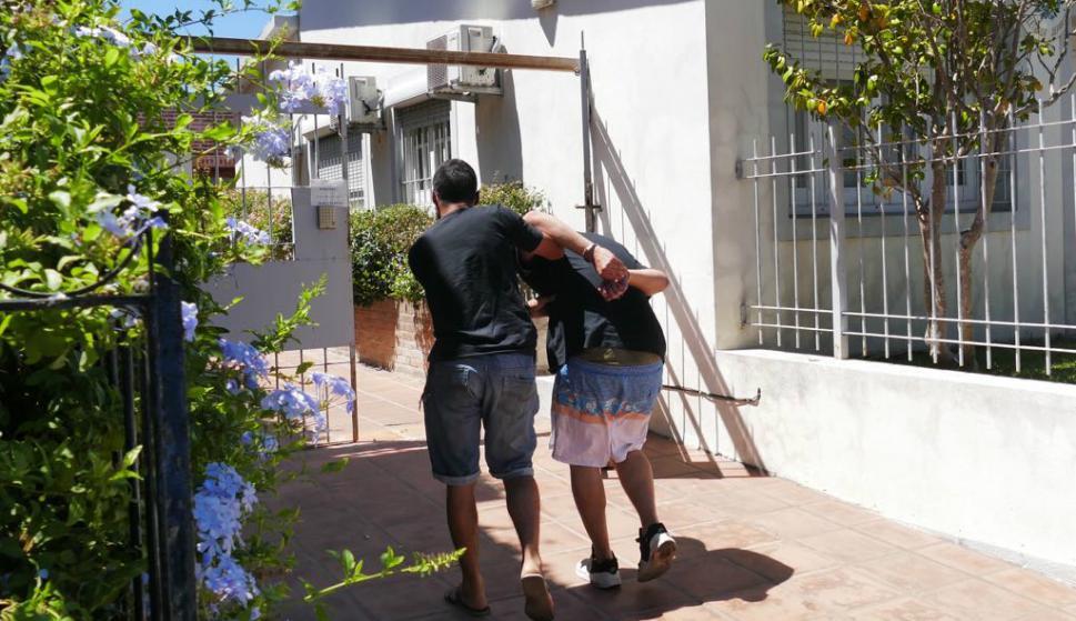 Comando armado mexicano asalta una joyería en un hotel de Uruguay