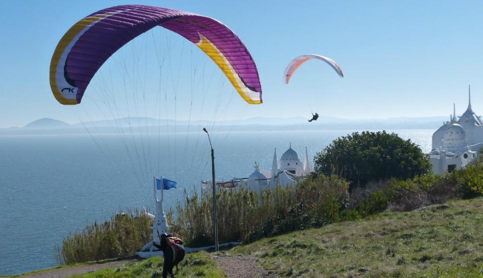 Punta del Este es uno de los lugares donde más se practica. Foto: Ricardo Figueredo