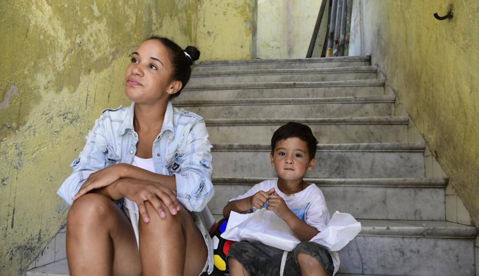 """""""La usurpación es un delito y pasado el plazo hay que sacarlos compulsivamente"""", dice la fiscal Brenda Puppo. Foto: Marcelo Bonjour"""