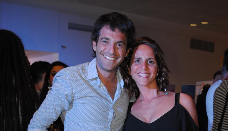 Diego Waisrub, Verónica Piñeyrúa.