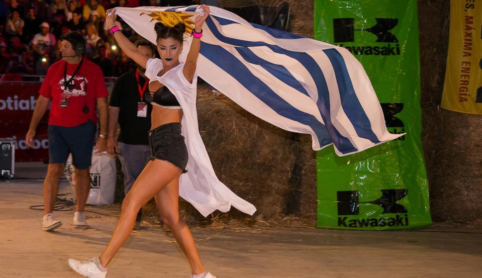 Los Xriders se presentaron por segunda vez en Punta del Este.