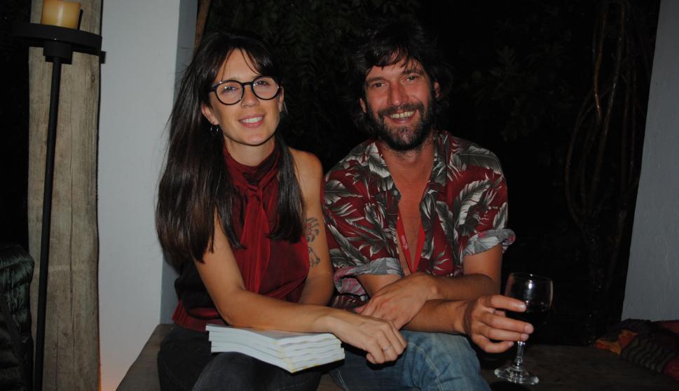 Laura Coccaro, Juan Carlos Alberto.