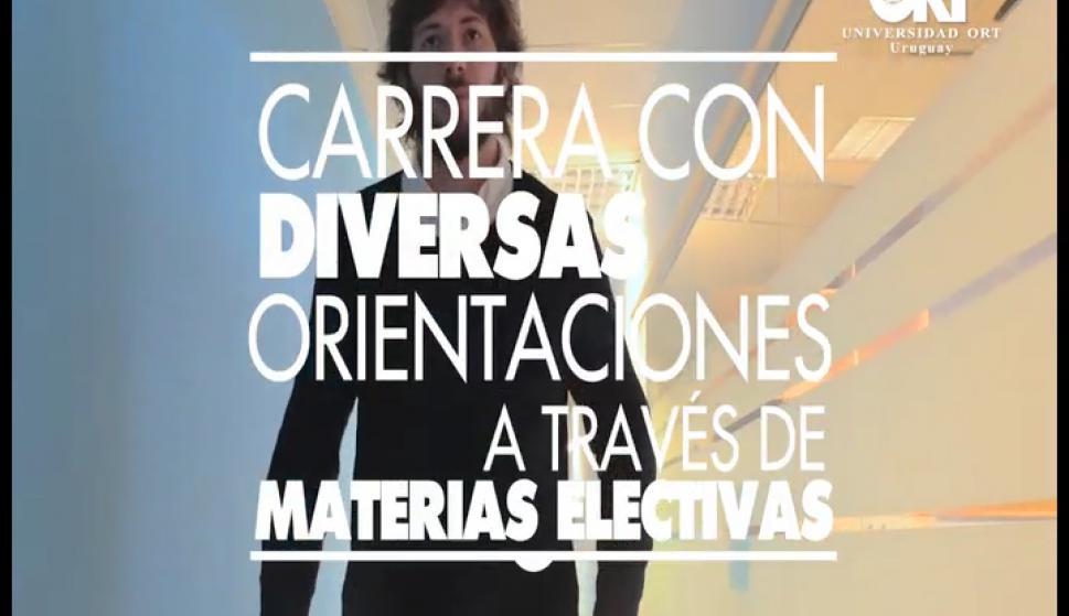 VIDEO - Licenciatura en Gerencia y Administración de Universidad ORT Uruguay