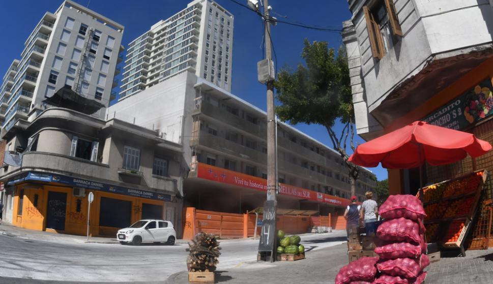 Muchas lo hicieron a partir de la ley de vivienda promovida, de 2011, responsable de revitalizar la franja central de la ciudad. Foto: A. Colmegna