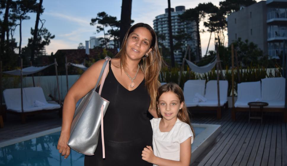 Vanesa Brunengo, Federica Silva.