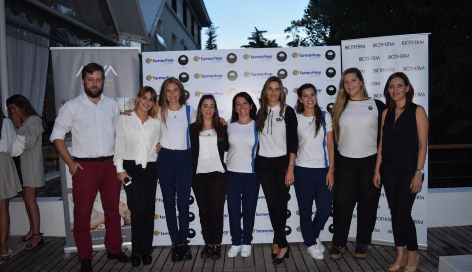 Felipe Vizzolino, Estefani Calabuig, Micaela Teliz, Natalia Clavijo, Ana Duarte, Valentina Testa, Alejandra Ramos, Valentina Monti.