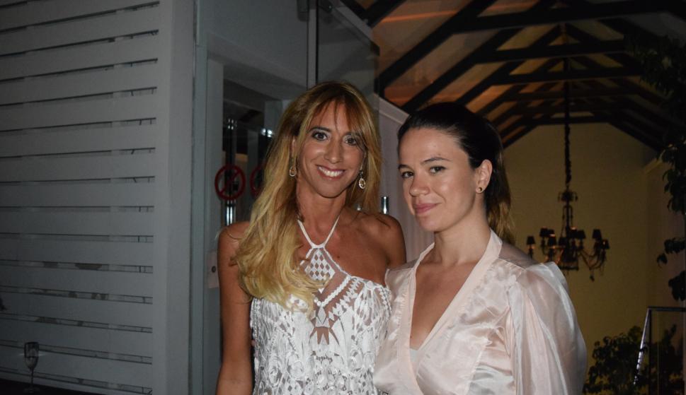 Ivana Picallo, Romina Brunelli.