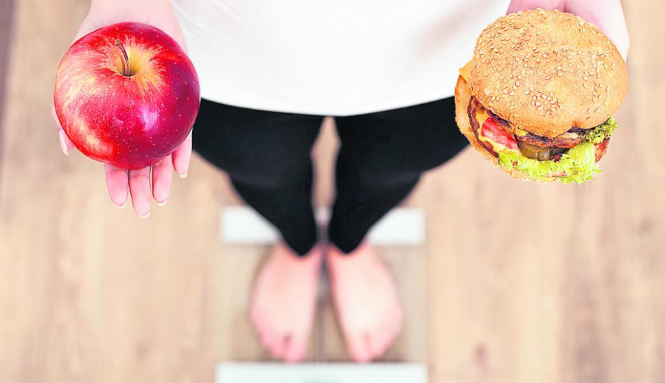 como hacer que jorge baje de peso