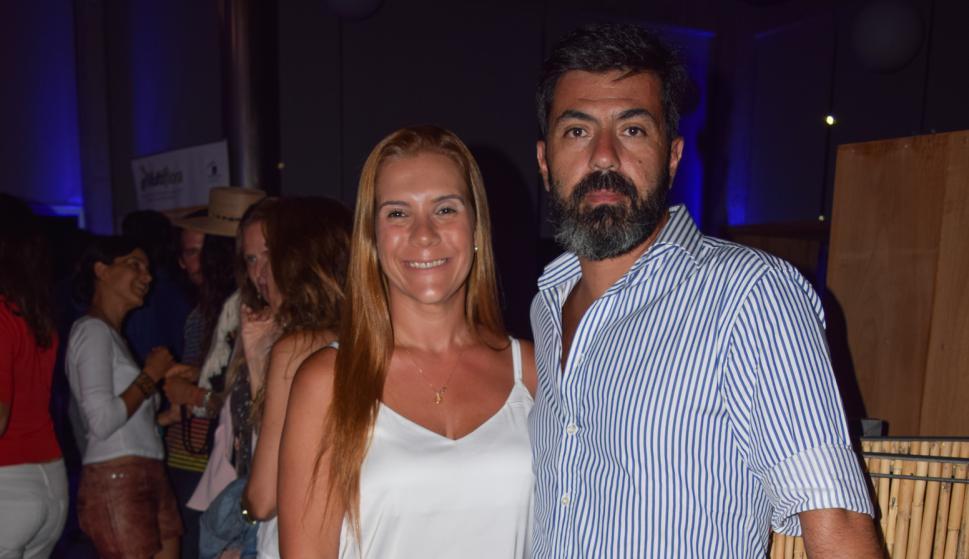 Claudia Croci, Victor Fleitas.