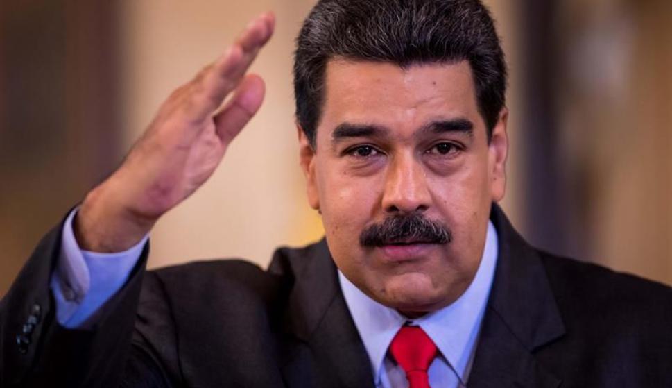 Nicolás Maduro. Foto: EFE