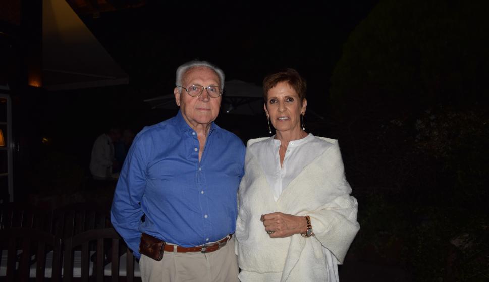 Fernando Buriasco, María Eppens.