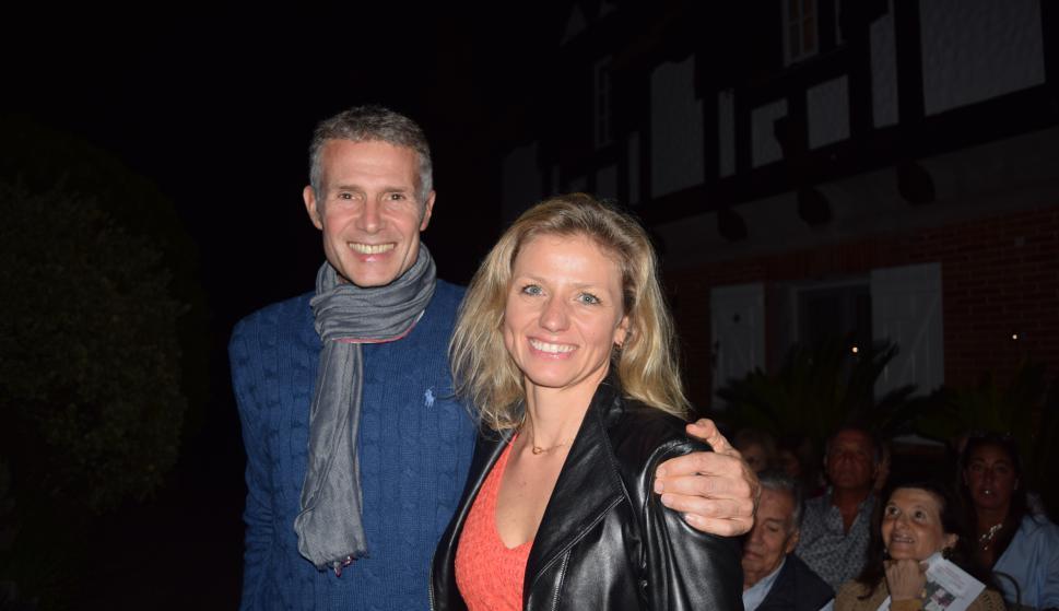 Willy y Edith Isenring.