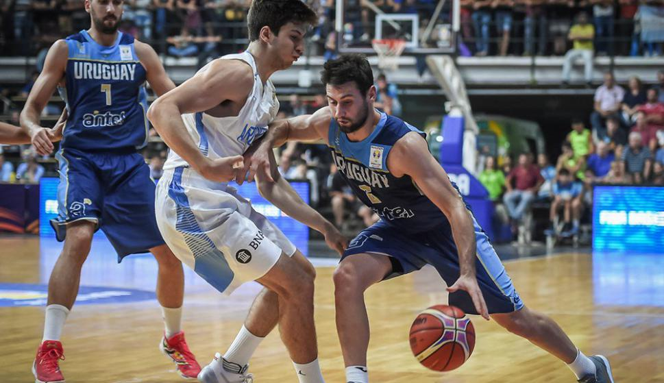 Bruno Fitipaldo. Foto: FIBA.