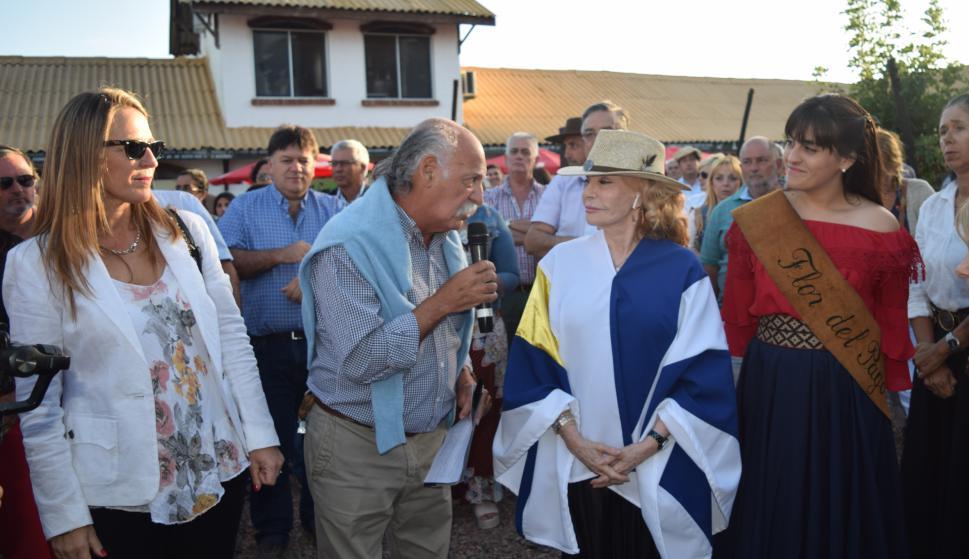 Greicy Araújo, Juan Carlos López, Laetitia D_Arenberg, Marikena Trinidad.