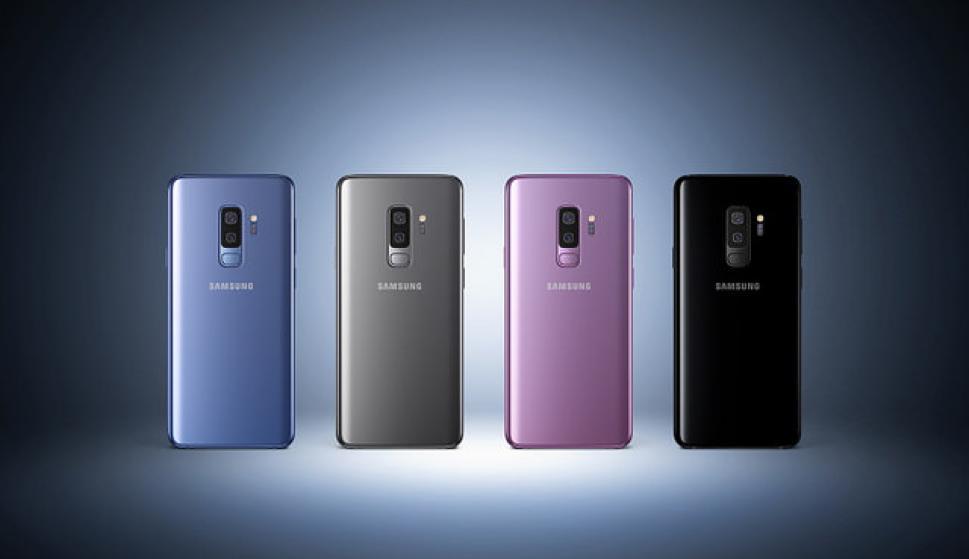 Los modelos vienen en diversos colores. Foto: Samsung