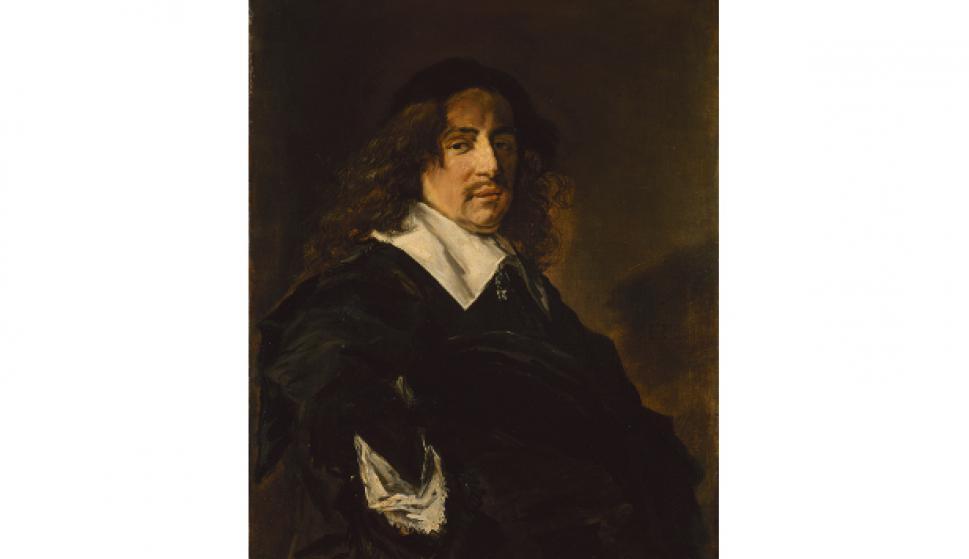 Retrato de un hombre, de Frans Hals, 1660. © State Hermitage Museum, St. Petersburg