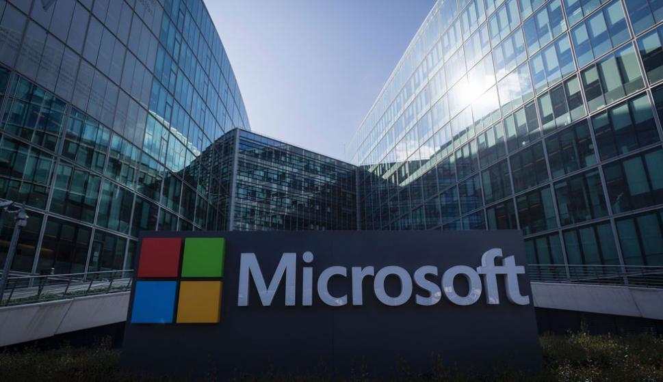 Microsoft. Es la primera compañía tecnológica que desafía una orden del gobierno para requisar datos fuera de EE.UU. Foto: Reuters