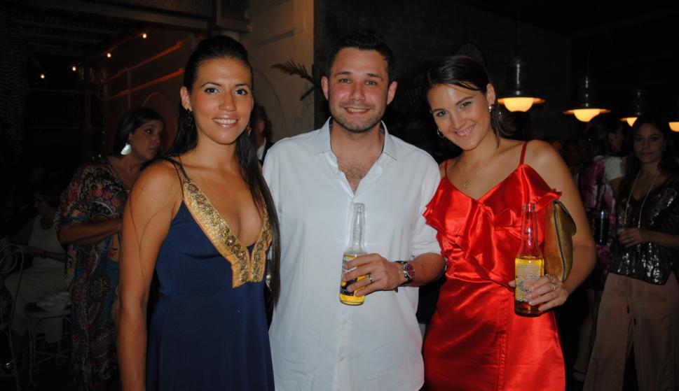 Joanna Angelo, Rodrigo Ifran, Ximena Motta.