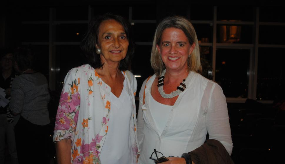 Marta Degeronimi, Patricia Oneill.