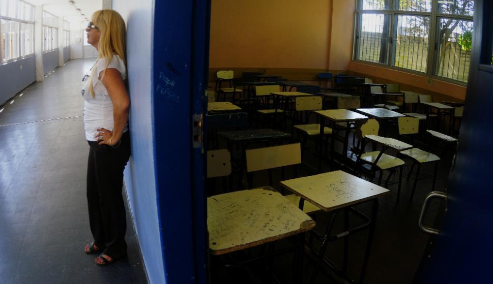 Bajarán gastos en tutorías y referentes en educación sexual. Foto: F. Ponzetto