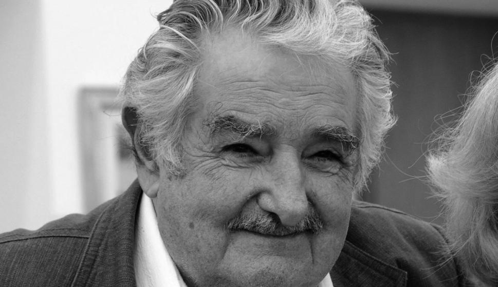 """José """"Pepe"""" Mujica El expresidente hablará sobre comunicación y publicidad. Según los organizadores del evento: """"Una charla para pensar y sentir. Y para decir """"yo estuve ahí""""."""