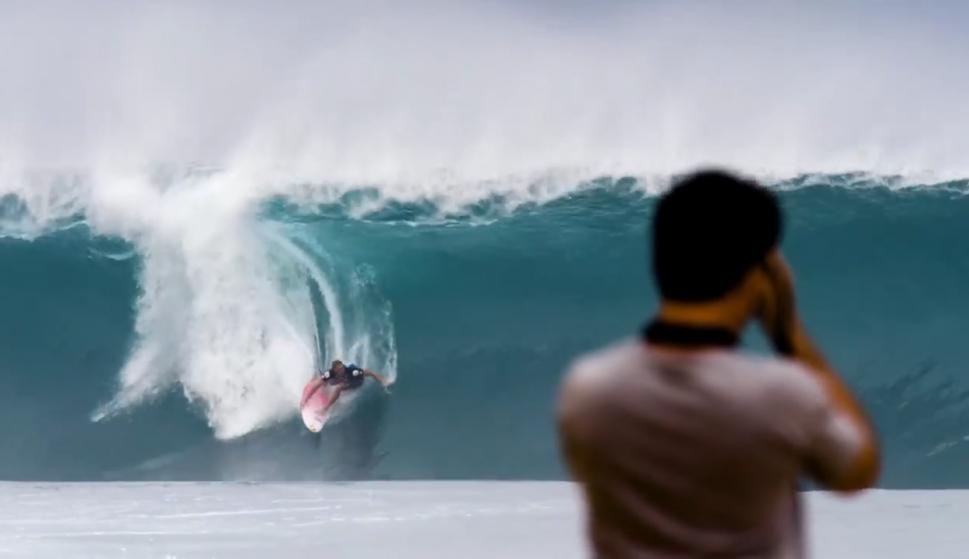 Corona Surf, mes de marzo. Foto: Captura