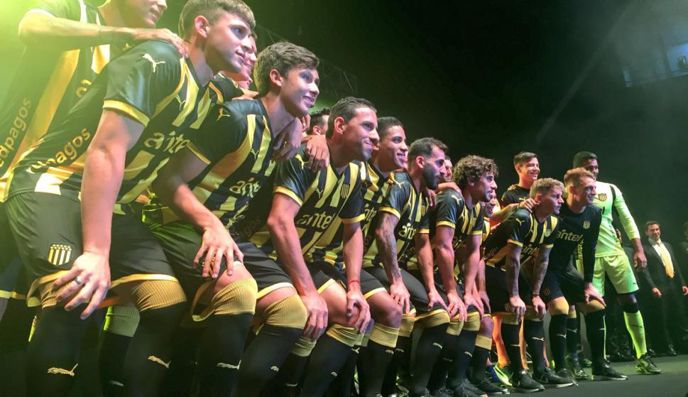 Foto: Prensa Peñarol.