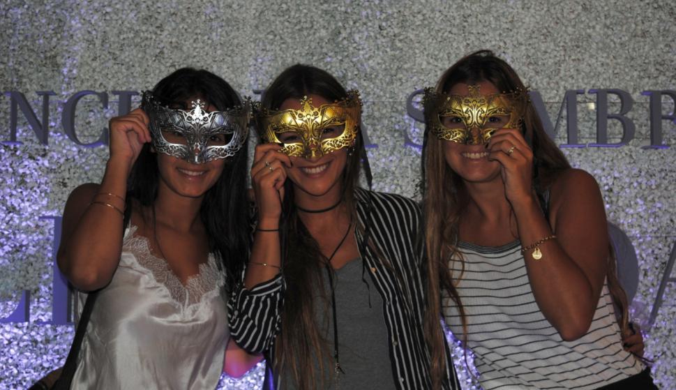 Sofía Fernández, Julieta Iruleguy, Camila Cardoso.