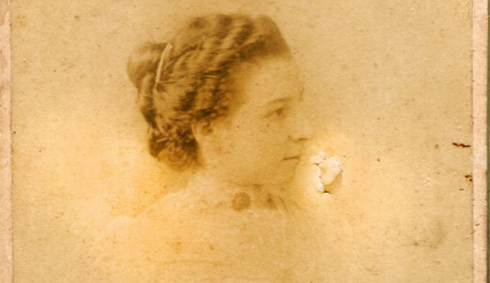 Inés Luisi. Foto: Familia Luisi