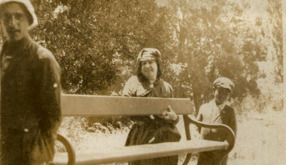 Paulina Luisi. Foto: Familia Luisi