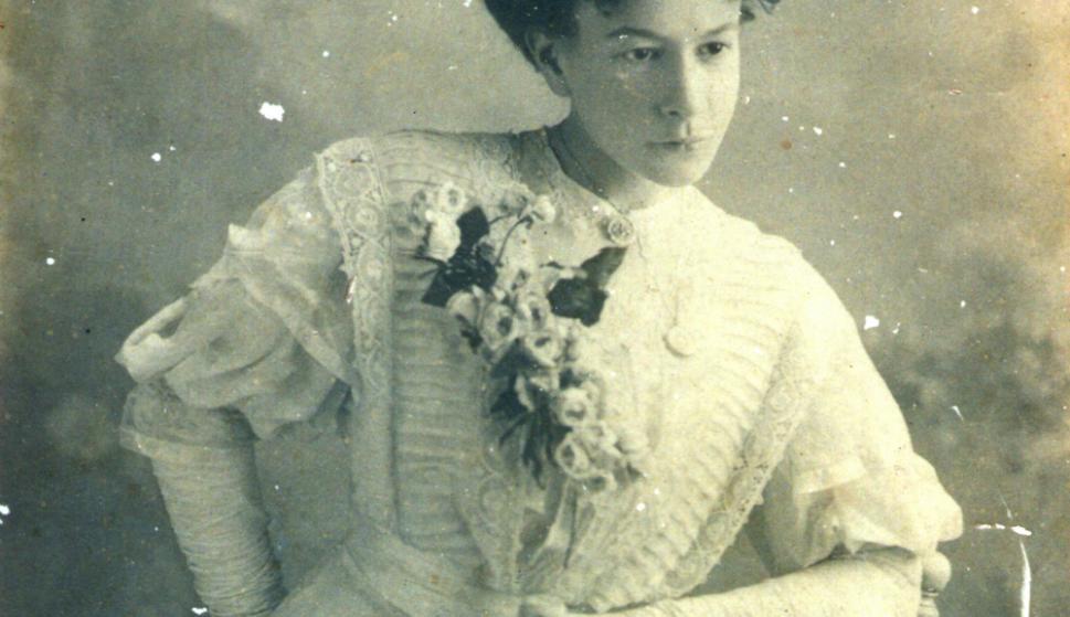 Luisa Luisi. Foto: Familia Luisi