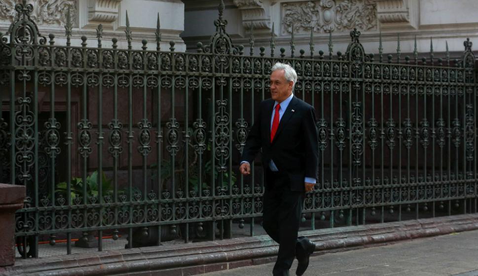 Piñera: el presidente entrante tendrá un Congreso hostil, sin mayoría, como le sucedió al gobierno saliente de Michelle Bachelet. Foto: Reuters