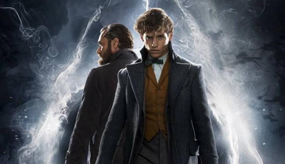 """Imagen promocional de """"Animales Fantásticos: los crímenes de Grindelwald"""""""