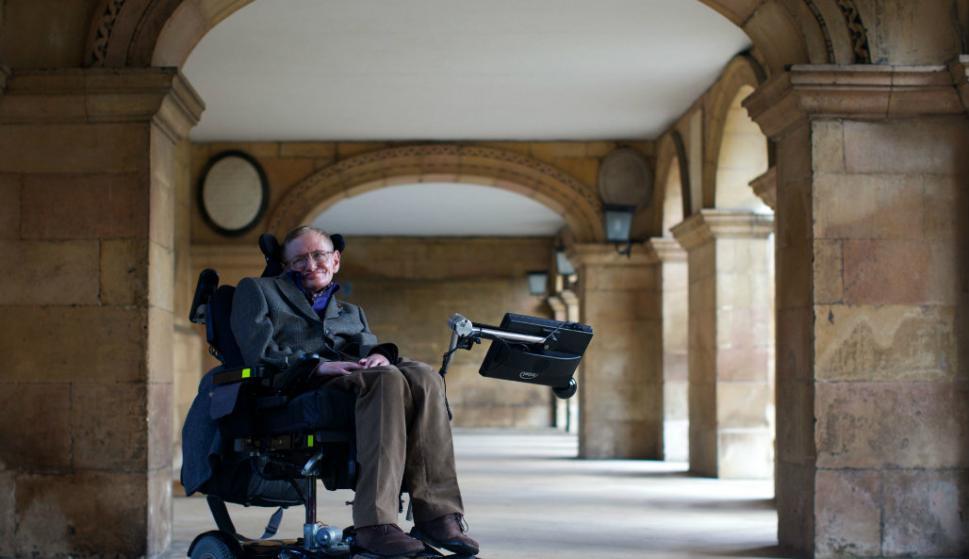 Stephen Hawking, uno de los científicos más destacados de la historia, falleció a los 76 años. Foto: AFP