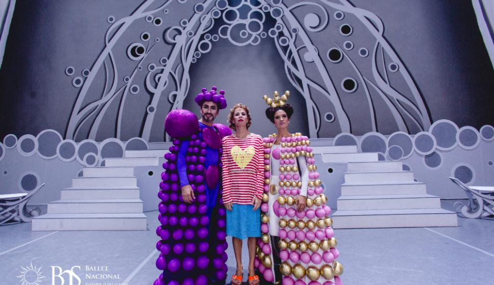 """Espero que este ballet sea un hito"""" - Teatro - Tvshow - Últimas ..."""